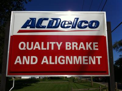 Quality Brake and Alignment